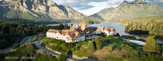Llao Llao Luxury Hotel & Resort, Golf - Spa in patagonia, Bariloche Argentina