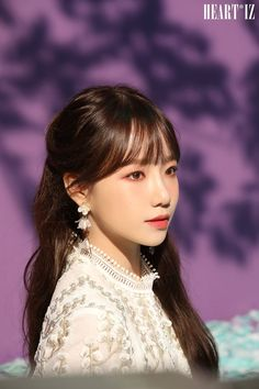 Photo album containing 27 pictures of IZ*ONE Yuri, Eyes On Me, Japanese Girl Group, Cosmic Girls, Extended Play, Video Film, Soyeon, The Wiz, First Photo