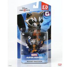 Disney Infinity: Marvel Super Heroes 2.0 Edition - Rocket Racoon