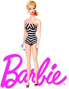The very first Barbie! circa 1955