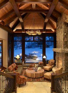 Mountain Ski Retreat, Billy Beson Company