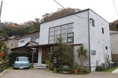 Dry Garden, Garden Shop, Japanese House, Cozy House, Exterior Design, Facade, Environment, New Homes, Rooms
