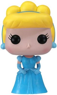Amazon.com: Funko POP Disney Series 4 Cinderella Vinyl Figure: Toys & Games