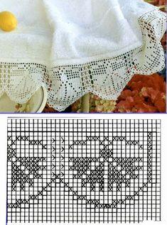 176 Fantastiche Immagini Su Bordi Alluncinetto Nel 2019 Crochet