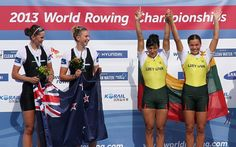 World's rowing cup 2013 gold for Lithuania