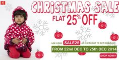 Nino Bambino   Online Baby Shopping Baby & Kids Clothes Online India. Christmas Sale on range of Organic Baby Clothes. 25% Discount on all products while shopping at http://ninobambino.in/  Use coupon code : SALE 25 . Limited Time Sale.   #Gifts #shopping #baby #organic #India #christmas #giftsforkids