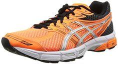 Asics Gel Phoenix 6 - Zapatillas de running para hombre, color Fl.Ora/Silv/Blk, talla 42.5 - http://paracorrer.com/producto/asics-gel-phoenix-6-zapatillas-de-running-para-hombre-color-fl-orasilvblk-talla-42-5/