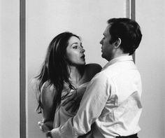 Ma Nuit chez Maud ( Rohmer) - Françoise Fabian, J.L. Trintignant.