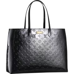 Louis Vuitton Wilshire GM Monogram Vernis M91442 Handbags