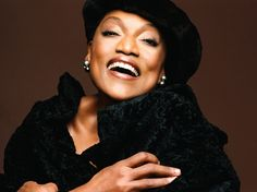 Jessye Norman - Jessye Mae Norman is an American Grammy award-winning contemporary opera singer and recitalist, and is a successful performer of classical music.  Norman no longer performs ensemble opera, concentrating instead on recitals and concerts.