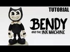 Bendy and the Ink Machine Tutorial de Plastilina - YouTube