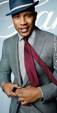 Trai Byers from Empire