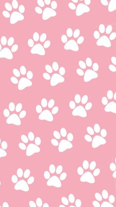 Phone Wallpaper Quotes, Print Wallpaper, Cellphone Wallpaper, Girl Wallpaper, Pattern Wallpaper, Iphone Wallpaper, Paw Print Background, Paper Background, Chat Rose