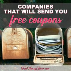 Free Coupons By Mail, Free Stuff By Mail, Get Free Stuff, How To Start Couponing, Couponing For Beginners, Best Coupon Apps, Coupon Websites, Saving Ideas, Money Saving Tips