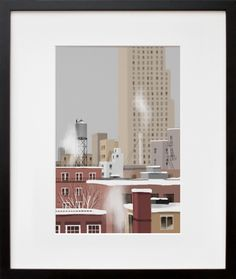 A shadow play unfolding on a dim stage across 10th Street, faraway skyscrapers pointing upwards like spaceships being launched. A diner enshrining a fading lifestyle in a long box of stainless steel, Naugahyde and Formica. A maintenance worker perched on a water tower for a last check before the timid snow gets wilder. The effervescence of famished night owls around a sidewalk food cart, huddling in the scent of shish kebabs. For years and years I have prowled cities for moments such as…