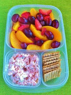 Operation: Lunch Box: Day 76 - Chilled Shrimp Dip