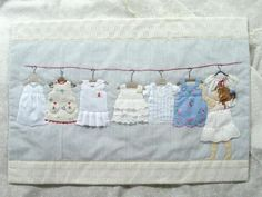 washing day applique