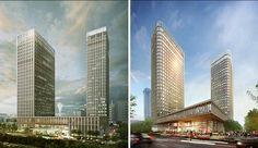 Astana Talan Towers