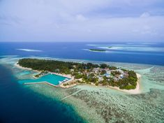 Thinadhoo island Vaavu atol Island, Nice, Places, Water, Outdoor, Gripe Water, Outdoors, Islands, Outdoor Games