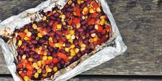 Flex your Tex-Mex muscles at the next campfire with this quick and mess-free recipe.