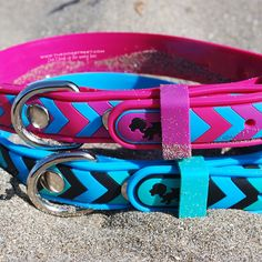 ach WET DOG collar is waterproof, stink-proof, and built to last