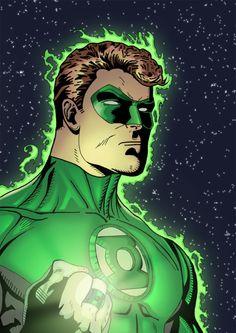 Green Lantern, Hal Jordan - Zarej Pastor