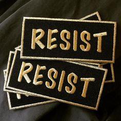 'Resist' Patch