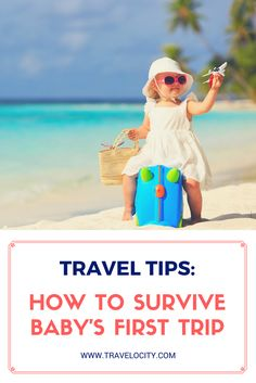 Is baby putting a halt on your vacation plans? Follow these mom tips to get away as a family without the stress!