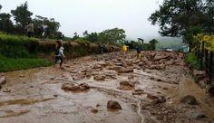 7.000 damnificados por lluvias en todo el país