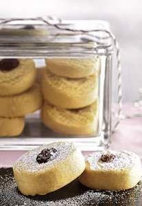 Kuchen No Bake Cookies, Yummy Cookies, Cake Cookies, Xmas Food, Christmas Baking, Baking Recipes, Cookie Recipes, German Baking, Austrian Recipes