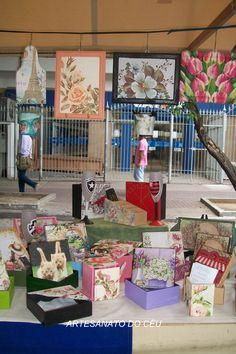 Feira de Artesanato Circuito Rio EcoSol - Praça Saens Penna- dias 24 e 25 de janeiro de 2017