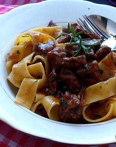 Incredible Tuscan Beef Stew - Recipe Tales - MasterCook