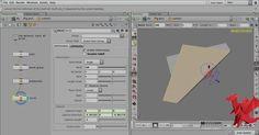 Making Origami in Houdini part 1 on Vimeo