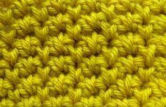 le point d'épis : crochet