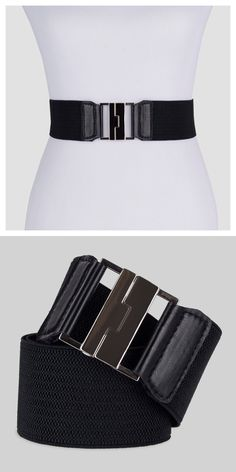 7d681a9580e Belts 3003  Women S Plus Size Stretch Belt - Ava And Viv™ Black 3X