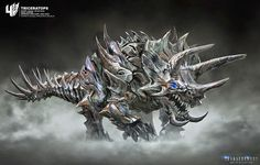 Triceratops primera generacion