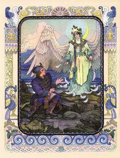 Сказка о царе Салтане-худ.В.Назарук