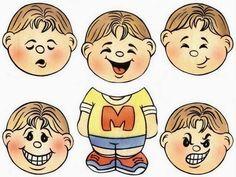RECURSOS DE EDUCACION INFANTIL: EMOCIONES