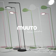 Muuto / Leaf Lamp floor
