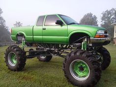 S-10 Mega Mudding Trucks For Sale in Georgia