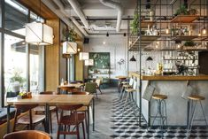 All aboard the nostalgia train at bar and kitchen inspired by Gdynia's grand old station...