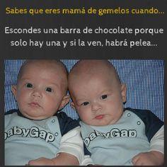 Sabes que eres mamá de gemelos cuando… | Blog de BabyCenter