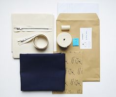 Sporttasche zum Selbernähen von DIY Sewing Academy