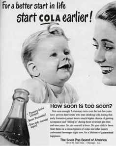 For a better start in life - start COLA earlier!