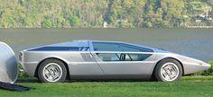 formfreu.de » Concorso d'Eleganza Villa d'Este – ItalDesign Maserati Boomerang