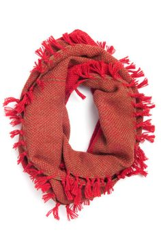 Ariana Infinity Scarf by GREENOLA STYLE. This style is handmade with 100% Alpaca thread, with origin in the Andes. Alpaca thread in its true form, is a naturally hypoallergenic material that can be co
