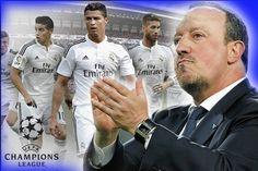 "Real Madrid vs Sakhtar Donetsk: Sứ mệnh ""Kền Kền Trắng"""