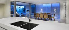 emporio open plan living area | APG Homes
