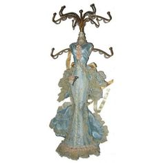 Image detail for Jewelry Stand Dress Form Doll Jewelry Holder