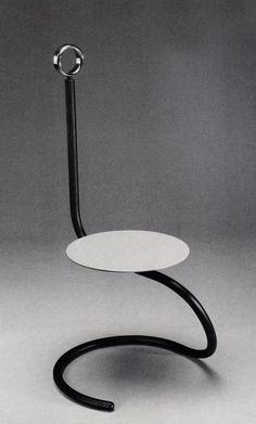 // Jo Nagahara, Noshi Chair, 1986